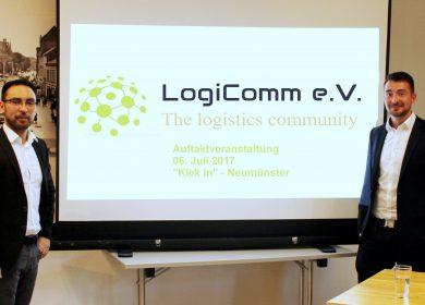 Auftaktveranstaltung der LogiComm e.V.
